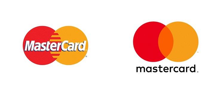 Rebranding de Mastercard