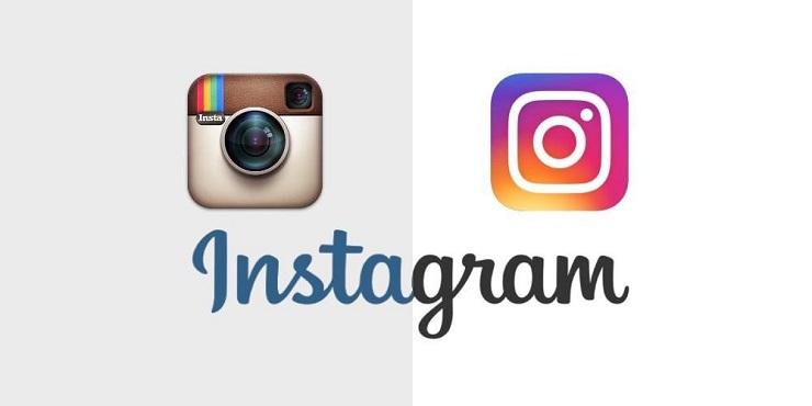 Rebranding de Instagram